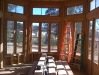 Conservatory Interior Detail
